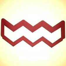 Chevron Cookie Cutter 4 in PC0112 - By CookieCutter.Com - USA Made
