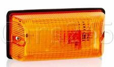 Side Marker Light Turn Signal Indicator Amber MAN VOLVO SCANIA 68x136x47mm LH