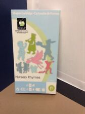 Cricut Cartridge - Nursery Rhymes- Gently Used - Complete!