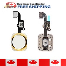 iPhone 6 Gold Home Button Flex Assembly