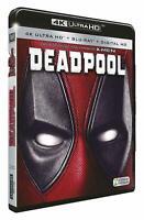Blu Ray 4K + Blu Ray : Deadpool - NEUF