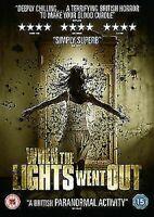 Cuando El Luces Went Out DVD Nuevo DVD (MTD5943)
