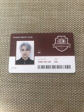 CIX BX Chapter 2. Hello, Strange Place Official Student Identity Card