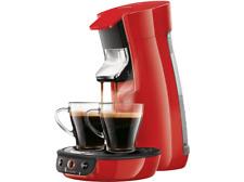 PHILIPS SENSEO HD 6563/80 Padmaschine Kaffemaschine Kaffeepads Rot GEBRAUCHT