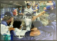 2020 Topps Stadium Club KYLE LEWIS Base Rookie Card #249 Mariners RC HOT