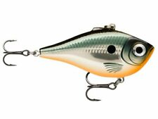 Rapala Rippin Rap 5cm 9g Sinking Perch Pike fishing Rattle VMC Hooks Lure