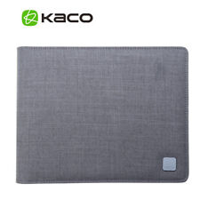 KACO SKY Gray Pen Pouch Pen Case Storage Bag For 20 Pens Wateproof * *