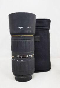 # Sigma EX 50-150mm f/2.8 APO II HSM DC Lens For Nikon S/N 1014140