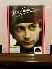 """Johnny Thunders Daddy Rollin' Stone EP 10"""" Yellow Vinyl RSD Record Store Day"""