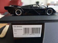 Minichamps  430064002-Dauer Porsche 962 Black civil version -  MINTBOXED