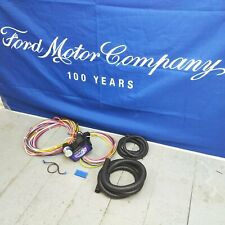 Wire Harness Fuse Block Upgrade Kit for 1937 Ford hot rod street rod rat rod