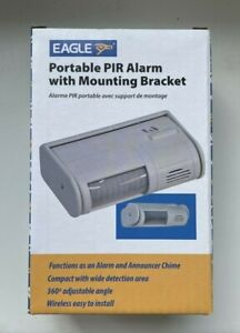 Shop DOOR ENTRY CHIME Alert PIR Wireless VISITOR ALARM Motion Sensor Detector