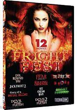 Fright Fest (DVD, 2012, 3-Disc Set)