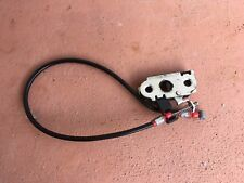 Ducati SCRAMBLER Seat Lock Cable Latch