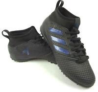 Adidas Ace Tango Astro Turf Soccer Shoes Men's 6.5 Black S77084 No Insoles