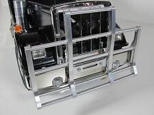 Aluminum Front Animal Bumper Protection Guard for Tamiya 1/14 Semi King Hauler