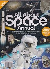 ALL ABOUT SPACE MAGAZINE ANNUAL #2 2014, 250+ AMAZING SPACE FACTS.