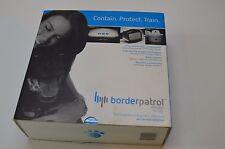 NEW Border Patrol Premier System Indoor Dog Containment System Bark Collar