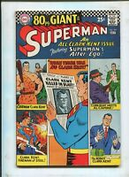 SUPERMAN 80 PG. GIANT #197 - AN ALL CLARK KENT ISSUE! - (6.0) 1967