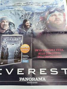 Locandina edicola-poster 80X90:DVD EVEREST PANORAMA