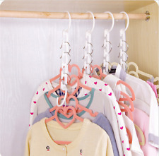 New arrival 3D Space Saving Space Hanger cabide clothes hanger Hook New Hot