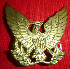 RARE - Early War - VNAF OFFICER CAP BADGE - Air Force RVN - Vietnam War - 5372