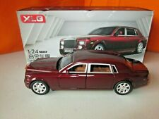 XLG Rolls Royce Phantom Limousine 1:24 Diecast in Box