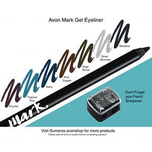 Various Avon GEL EYELINERS~Mark~SuperShock ~ ColorTrend Gel Eyeliners Free P&P