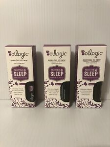 3 oilogic KID'S Nighttime & Sleep Essential Oil Roll-On 3 floz/9ml Free Shipping