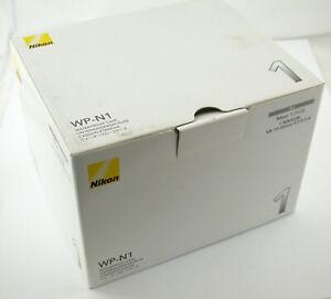 NIKON WP-N1 waterproof case UW-Gehäuse 1 J1 J2 + VR 10-30 10-30mm NEW BrandNEU