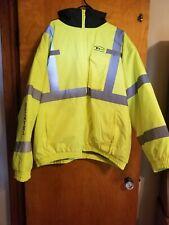 Radians Radwear Mens Size 3X, Reflective winter coat.  Never worn