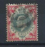 Grande Bretagne N°117 Obl (FU) 1902/10 - Edouard VII