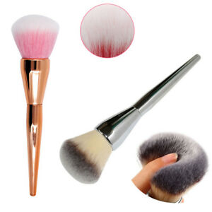 Single Cosmetic Brush Makeup Tools Luxe Foundation Blush Powder Jumbo Brush