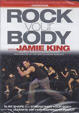 Rock Your Body (DVD, 2007) with Jamie King Brand New
