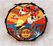 HARD ROCK CAFE SAN DIEGO USO COAST GUARD DRUM HEAD PIN # 89515