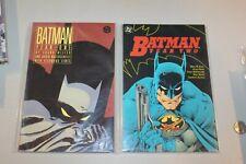 Batman Year One & Two TPB GN NM Frank Miller Todd McFarlane NICE Mazzucchelli