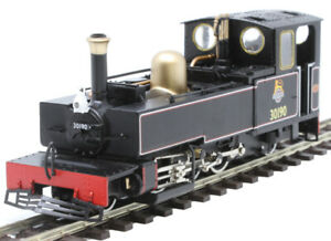 "Heljan 9962,009 scale,Narrow Gauge,Lynton & Barnstaple 2-6-2T 30190 ""Lyd""  BR"