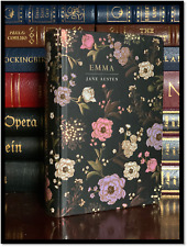 Emma by Jane Austen New Ultimate Gift Edition Hardcover with Ribbon & Gold Edges