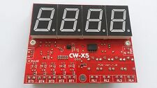 CW-X5 coin operated car wash timer board 4 channel