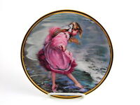 "Collector Plate Heart of a Child Alan Murray Limited Edition 8 1/2"" RJ Ernst"