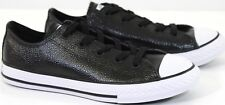 Unisex Children's Chuck Taylor Converse All Star Trainers Size 2 Black/White