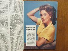 1956 TV Guide(MAY  WYNN/BROKEN ARROW/THE  BUCCANEERS/SIDNEY MILLER/GEORGE BURNS
