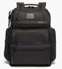 TUMI ALPHA 2 BRIEF PACK BACKPACK BLACK