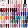 229 Colors LEMOOC Pure Serie Nail Art UV Gel Polish Varnish Soak off UV Gel 12ml