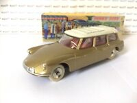 DINKY TOYS ATLAS CITROEN BREAK ID 19  REF 539 EN BOITE