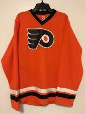 Philadelphia Flyers NHL Jersey Shirt Youth Size 2XL Team Blank Orange Home