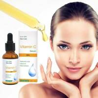 30mL Pure Vitamin C Hyaluronic Acid Serum 20% for Face BEST Anti Aging Free Ship