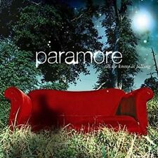 Paramore All We Know Is Falling Vinyl Record Album LP Pressure Emergency