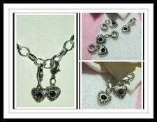 Handmade Tibetan Silver European Jewellery Charms