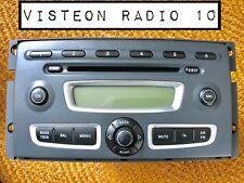 Smart Fortwo 451 Visteon Radio 10